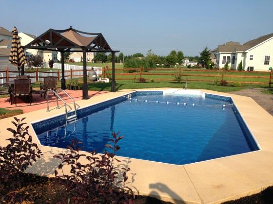 Fabian L.-In-Ground Pool Installation- Clayton, DE